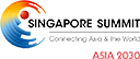 Singapore summit brand logo