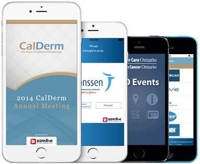 Event App for Pharma Companies | e2m live